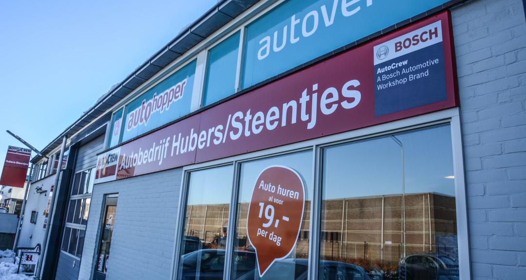 Autobedrijf Hubers/Steentjes-Zevenaar