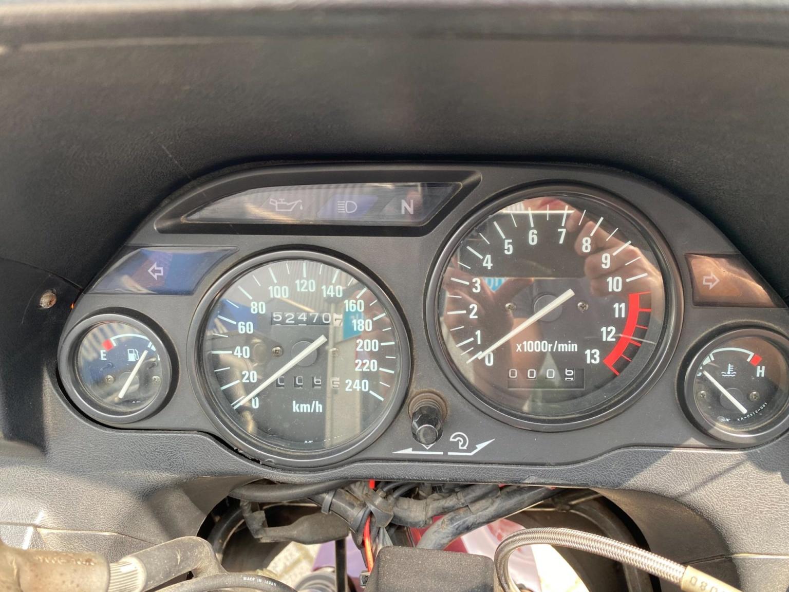 Kawasaki-Tour GTR 1000-17