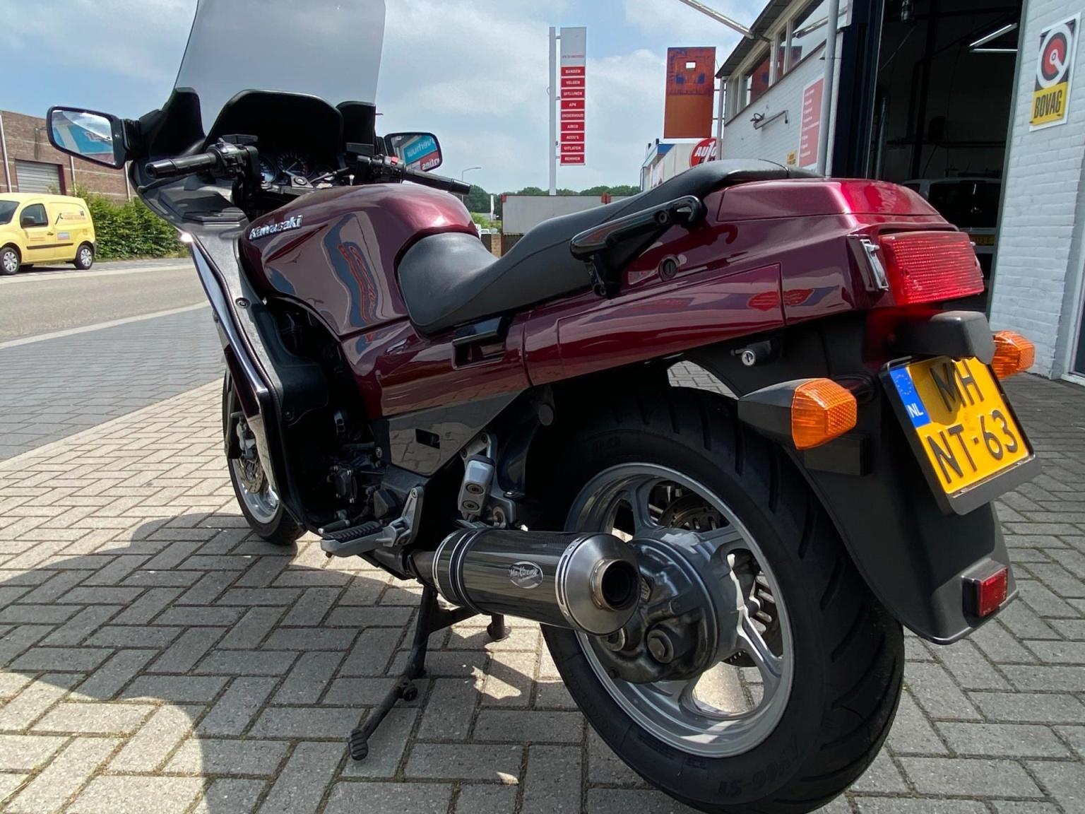 Kawasaki-Tour GTR 1000-2